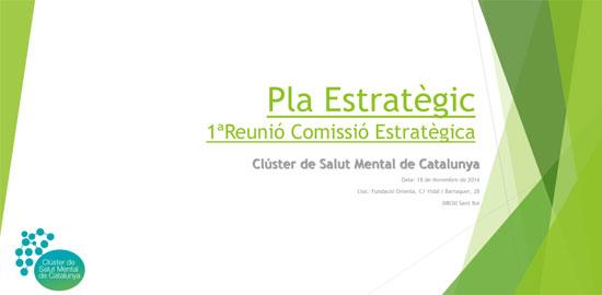 Primera reunió d'actualizació del Pla Inicial Estratègic