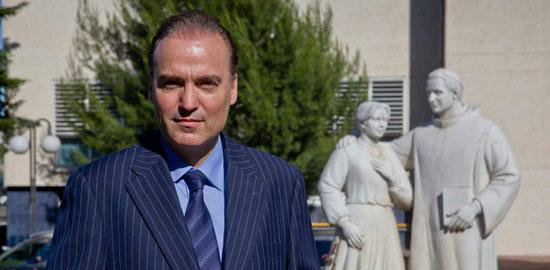 Dr. Joan Orrit pressident del cluster de salut mental de Catalunya