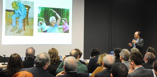 Presentació  de la comunitat de coneixement i innovació en salut EIT Health Spain