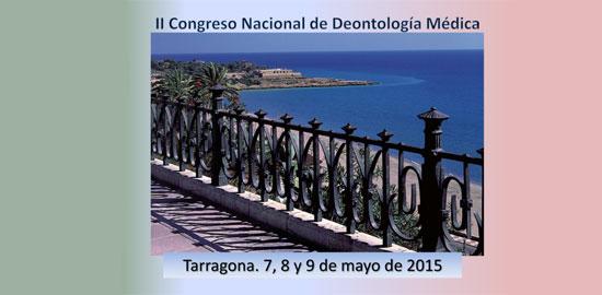 Professionals de l'Hospital Universitari Institut Pere Mata, al II Congrés Nacional de Deontologia Mèdica