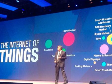 El CSMC serà embaixador del segon Internet of Things Solutions World Congress