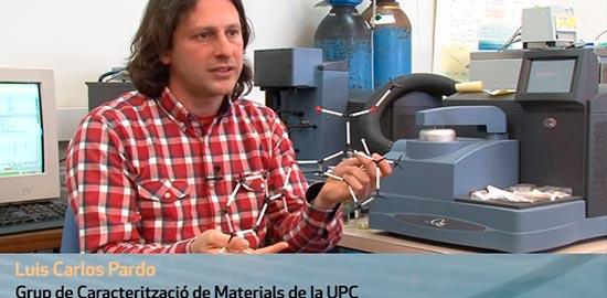 Luis Carlos Pardo, de la UPC, descobreix com arriba la cocaïna al cervell