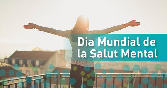 El Clúster participa activament en el Dia Mundial de la Salut Mental