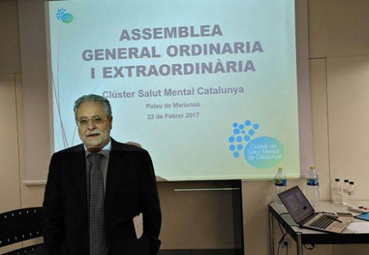 Pere Bonet, escollit nou president del Clúster Salut Mental Catalunya