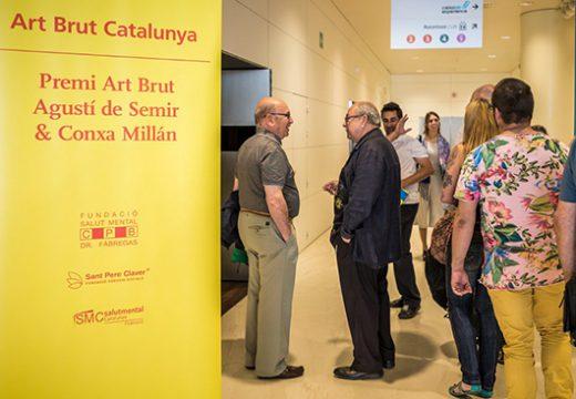 Gairebé 700 artistes participen en el Premi Art Brut Agustí de Semir i Conxa Millán