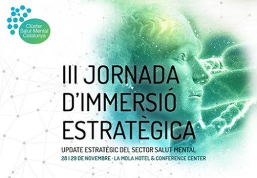El Clúster celebra la III Jornada d'Immersió Estratègica el 28 i 29 de novembre