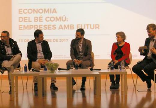 Jornada Economia del Bé Comú: empreses amb futur, amb Christian Felber