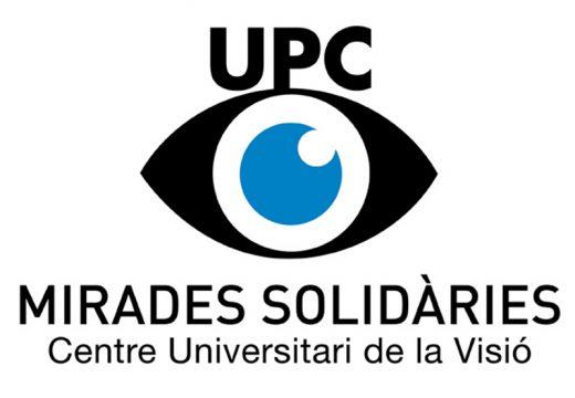 Es presenta el programa 'Mirades solidàries' del Centre Universitari de la Visió de la UPC