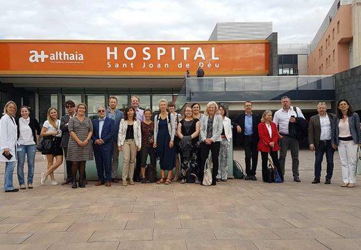 Una delegació danesa visita Catalunya per conèixer en profunditat el sistema sociosanitari català
