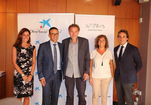 """AMPANS col·labora amb l'obra social """"La Caixa"""" per impulsar la inserció sociolaboral de 45 persones amb discapacitat i en situació de vulnerabilitat"""