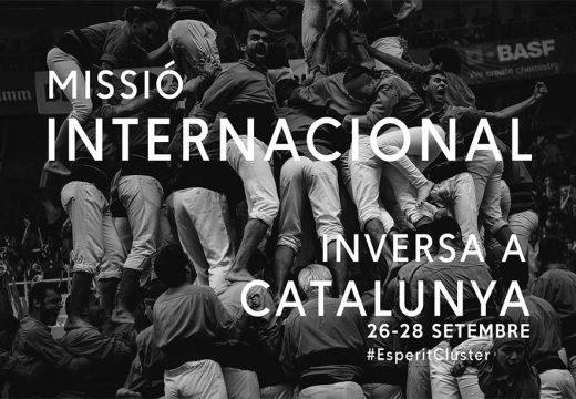 Missió Internacional Inversa a Catalunya
