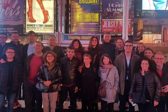 16 clústers catalans viatgen a Nova York per explorar aliances estratègiques