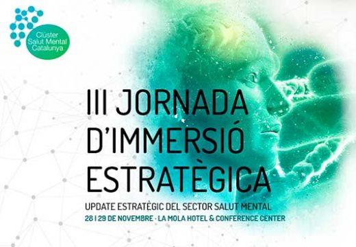 28-29 NOVEMBRE: III Jornada d'Immersió Estratègica