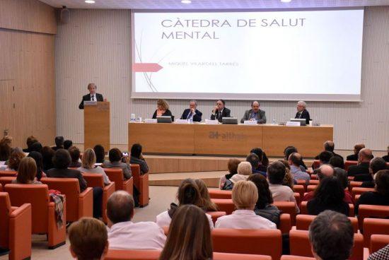 Althaia i la Uvic-UCC impulsen la primeraCàtedra de Salut Mental de l'Estat