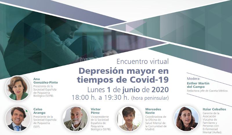 Depresión mayor en tiempos de COVID-19